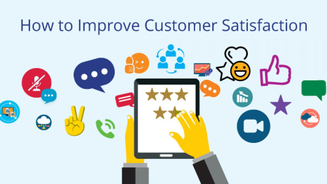5 Ways to Deliver Great Customer Service To Improve Your Customer Satisfaction