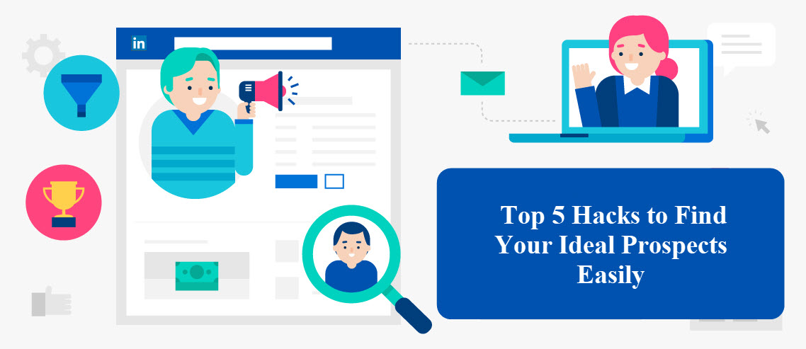 Top 5 tips for prospecting