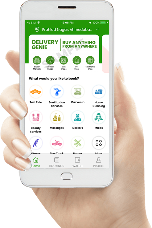 on-demand home services app